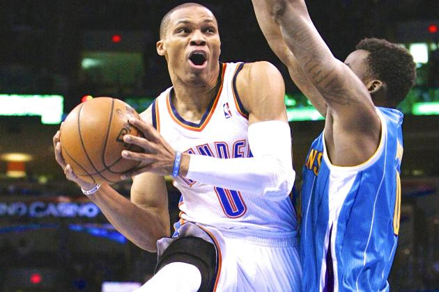 How Far Would Russell Westbrook Have Taken OKC Thunder in Playoffs?