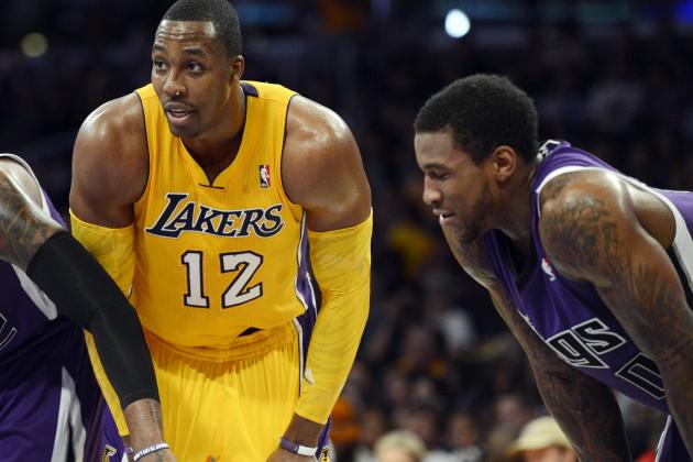 Report: Rockets Planning Move to Pursue Dwight