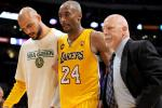 Kobe to Get Walking Boot Off Foot Today