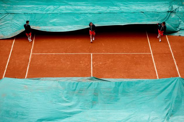 Roland Garros Weather: French Open 2013 Forecast and Updates