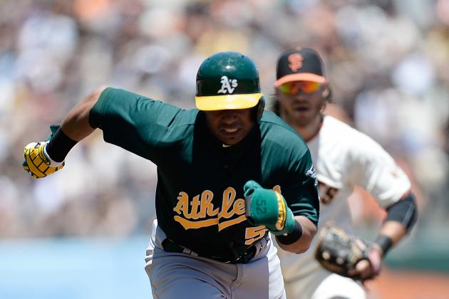 Giants 5, Athletics 2