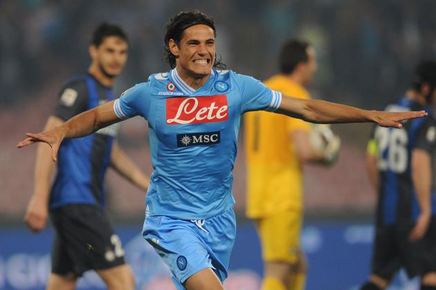 Why Edinson Cavani Is Worth That €63 Million Buy-Out Clause