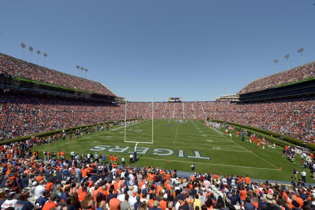 Auburn Football: How Move East Could Help Solve SEC's Scheduling Problem