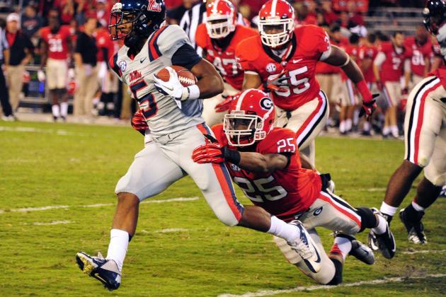 Georgia Football: Why Josh Harvey-Clemons' Suspension Won't Hurt the Bulldogs