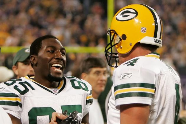 What Brett Favre Told Greg Jennings About Joining the Vikings