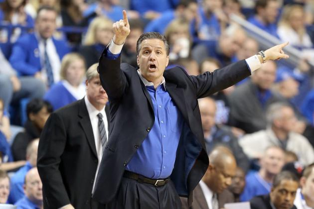 Kentucky Basketball: Is an Undefeated 2013-14 Season Completely Unrealistic?