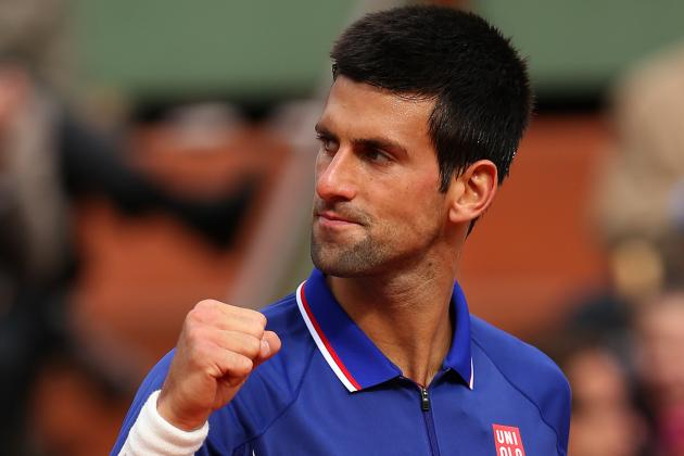 Novak Djokovic Will Avenge Madrid Loss to Grigor Dimitrov in 2013 French Open