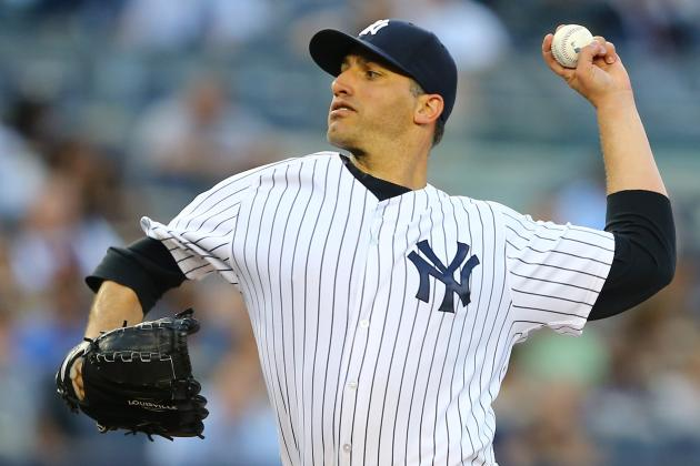 Andy Pettitte to Return from Disabled List Monday