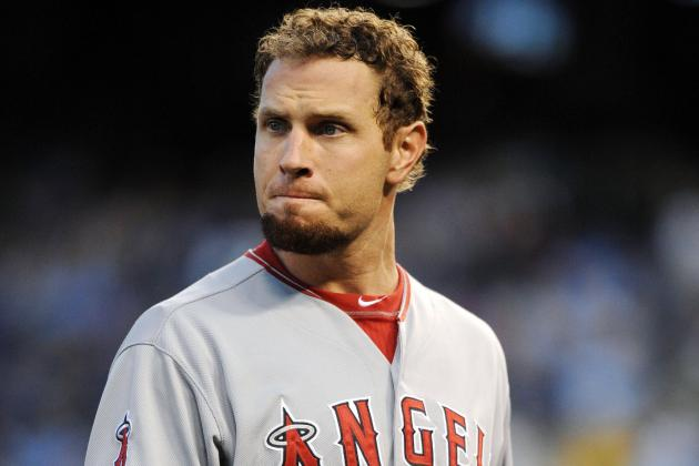 Josh Hamilton Scratched with Back Spasms for 2nd Time in 3 Days