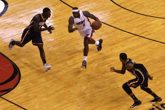 NBA Playoff Schedule 2013: When and Where to Watch Game 6 of Pacers-Heat Series