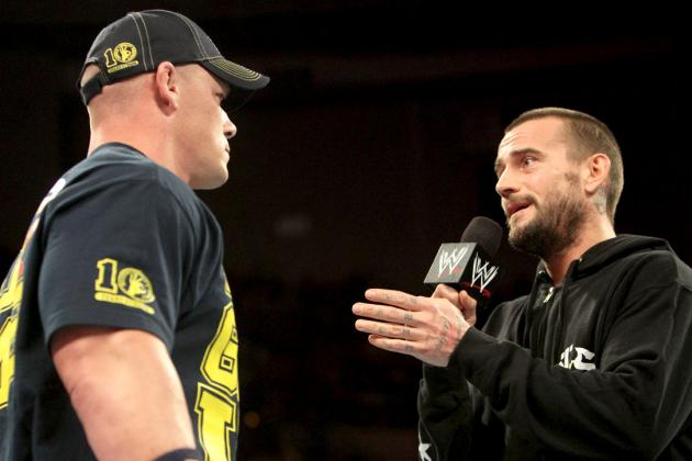 CM Punk Will Inevitably Cross Paths with John Cena Once Again in WWE