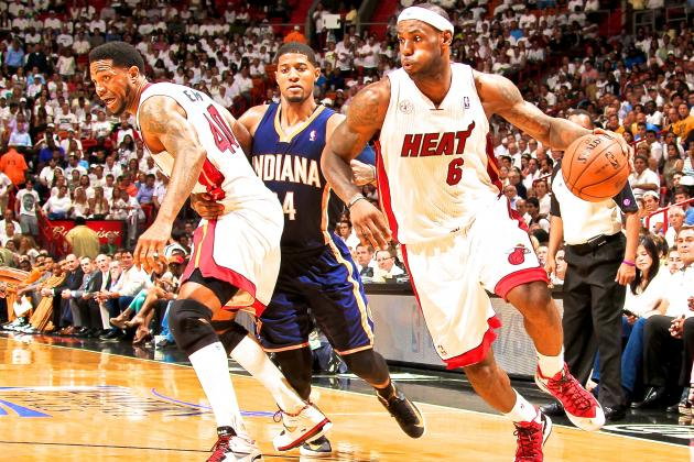 Indiana Pacers vs. Miami Heat: Game 5 Score, Highlights and Analysis