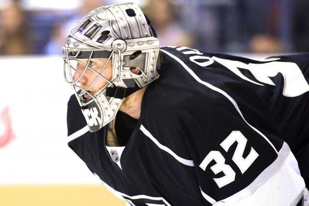 Is Jonathan Quick the Kryptonite for Chicago Blackhawks' Explosive Offense?