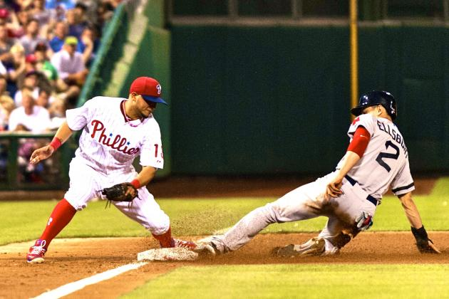 Jacoby Ellsbury Breaks Boston Red Sox Single-Game Stolen Base Record
