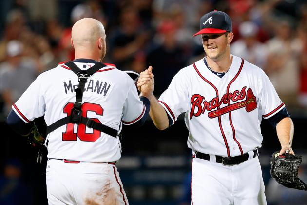 Big Night in Braves Debut for Ex-UGA Pitcher Alex Wood