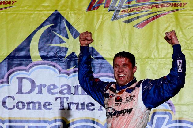 Inside David Ragan's David vs. Goliath Battle in the NASCAR Sprint Cup Series
