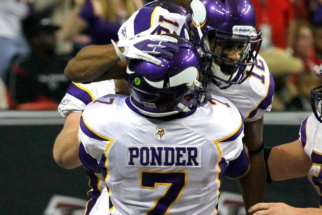 Percy Harvin Talks with Jim Rome About Ponder,Wilson
