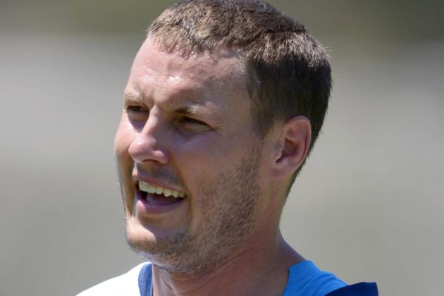Ken Whisenhunt: Philip Rivers Still a Pro Bowl-Level QB