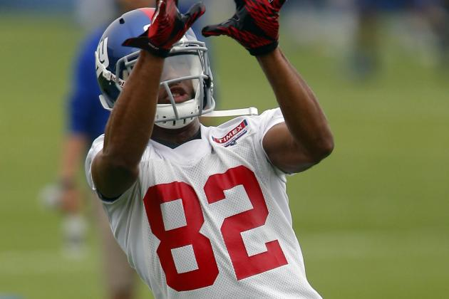 Coughlin: Randle's 'Chance to Step Up'