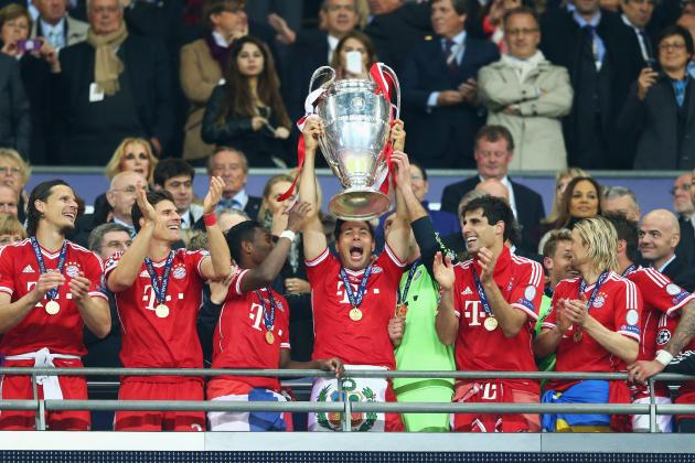 German Cup Final 2013: Bayern Munich vs. Stuttgart Date, Time and Live Stream