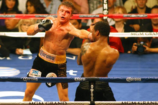 Will Canelo Alvarez Join Floyd and Manny as Boxing Kingpins with Superfight?