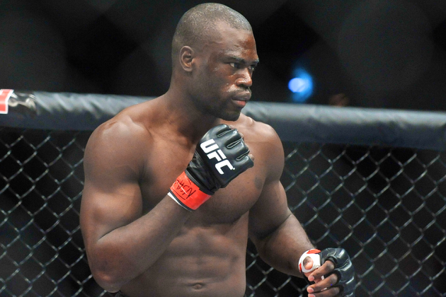 Uriah Hall Draws Nick Ring at UFC on Fox Sports 1 in Boston