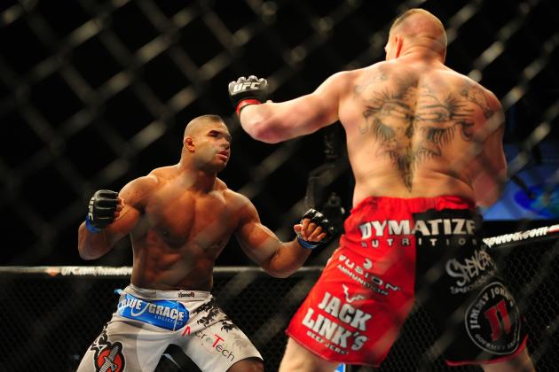 Best of the Best: Alistair Overeem's Knee Strikes