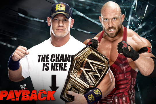 WWE Payback 2013: 3 Stages of Hell Match Is Overkill for John Cena vs. Ryback