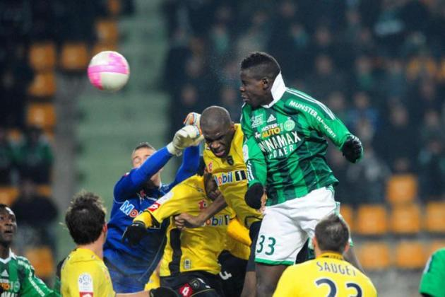 Liverpool Chasing Future Star in Saint-Etienne Defender Kurt Zouma