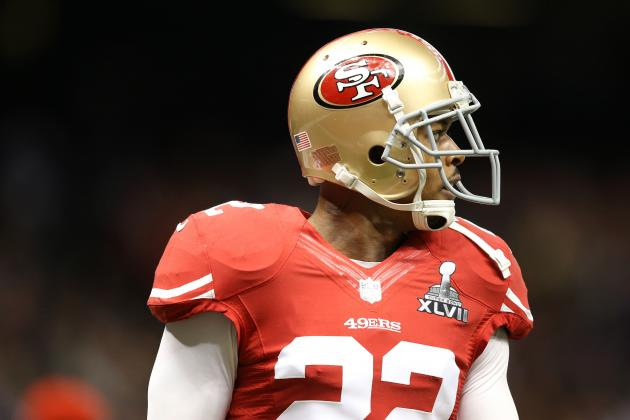 The Book on 49ers Corner Carlos Rogers