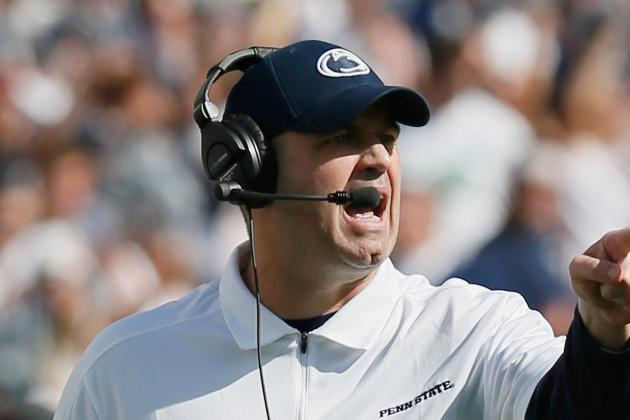 Penn State Is 'Really Close' to Finalizing Trip to Ireland, Bill O'Brien Says