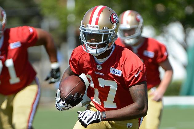 Debate: Who Do You Think Will Win Crabtree's Starting WR Job?