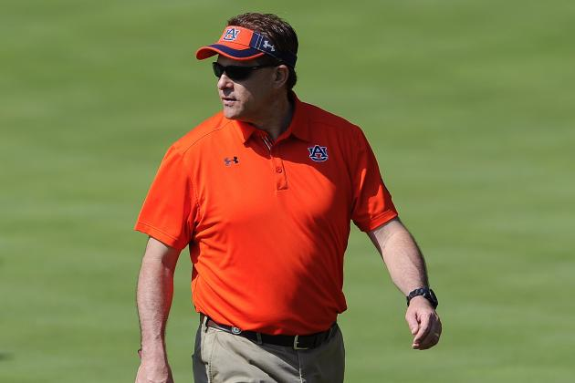 Malzahn Promises Big Turnaround with New Regime