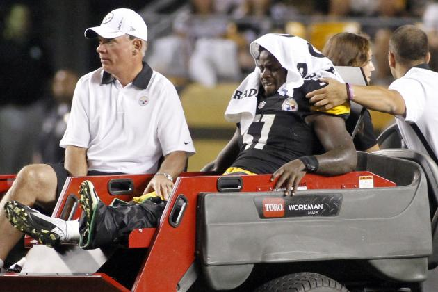 Severely Injured Steelers LB Sean Spence Predicts He Will Play in 2013