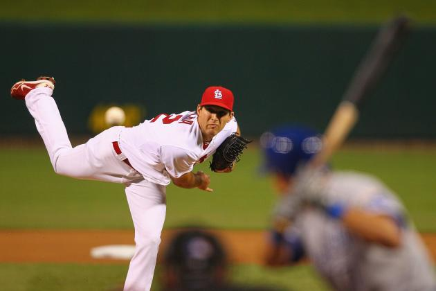 St. Louis Cardinals Prospect Michael Wacha Dazzles in Spoiled Debut