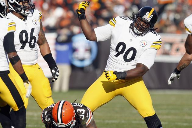 Steelers' McLendon Steps Up as No. 1 Nose Tackle