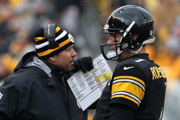 Big Ben Gaining More Control of the Offense