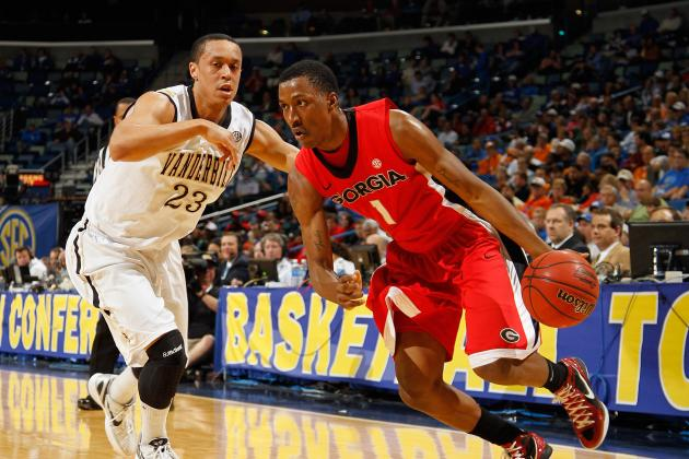 2013 NBA Draft Breakdown and Scouting Report for Kentavious Caldwell-Pope