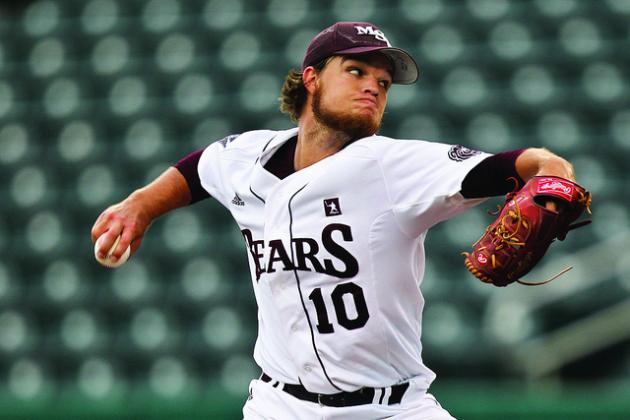 Nick Petree: Prospect Profile for St. Louis Cardinals' 9th-Round Pick