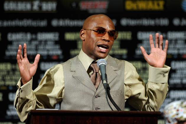 Floyd Mayweather Will Regain Status as PPV King After Fight with Canelo Alvarez