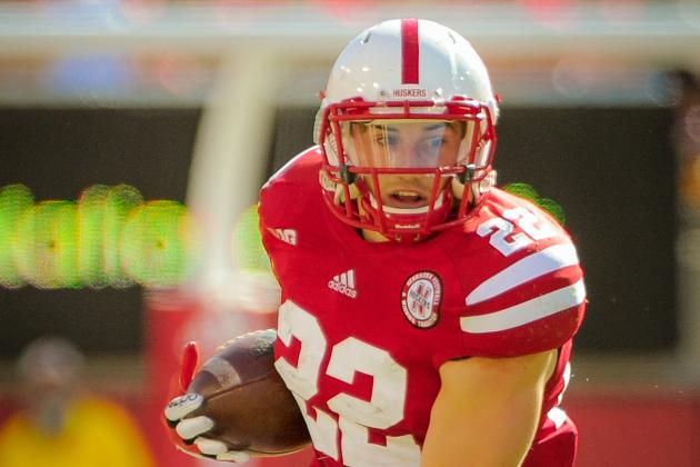 NU's Burkhead, Wong Honored by Big Ten for Sportsmanship