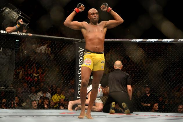 Anderson Silva Would Rather Fight Roy Jones, Jr. Instead of Jon Jones or GSP