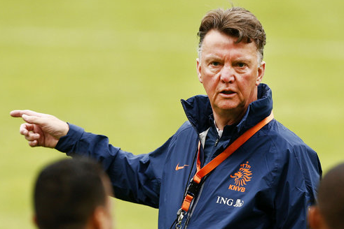 Holland Boss Louis Van Gaal Is Set to Depart After the World Cup