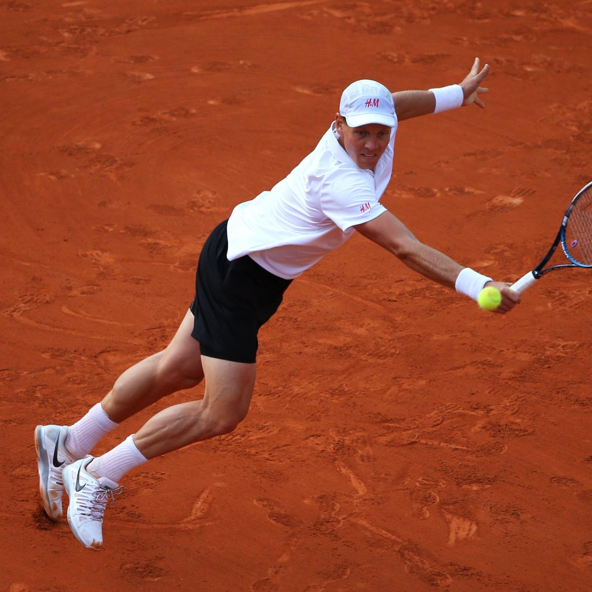 French Open 2013 Biggest Winners From Week 1 At Roland
