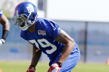 New York Giants WR Louis Murphy Developing Early Chemistry with QB Eli Manning