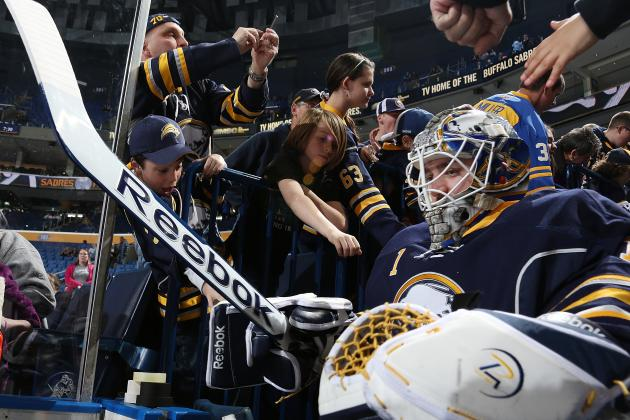 2013 NHL Offseason Goals: Buffalo Sabres Begin the Rebuild