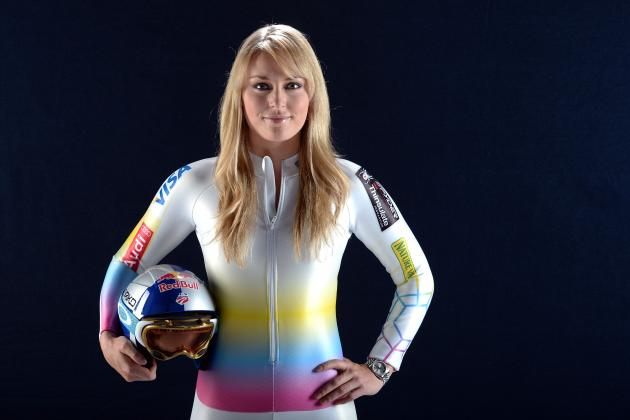 Lindsey Vonn Is Getting Her Body in Shape for Sochi Olympics