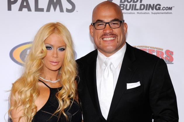 "Jenna Jameson Claims Tito Ortiz ""Feeds"" Their Children Alcohol"
