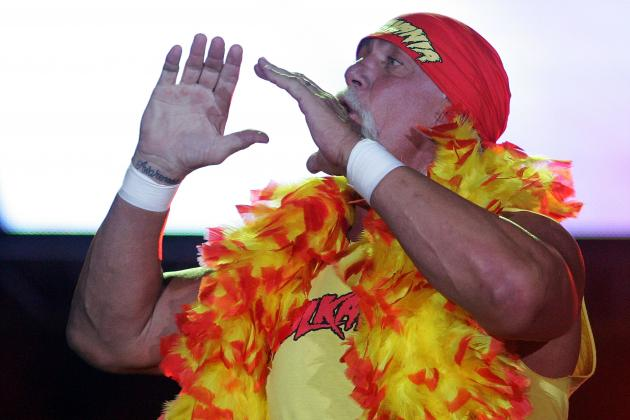 Boston Bruins Get Hype Message from Wrestling Legend Hulk Hogan