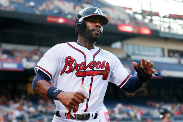 Heyward, Uggla Return to Lineup vs. Nats